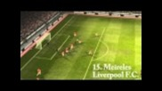 Top 25 Goals Pes 2011 Vol.3