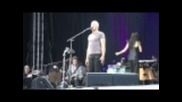 Sting Symphonicity Tour 2011 Sofia Live - When we danc
