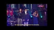 [eng Sub] Kim Hyun Joong & Top @ University Song Festival 081004