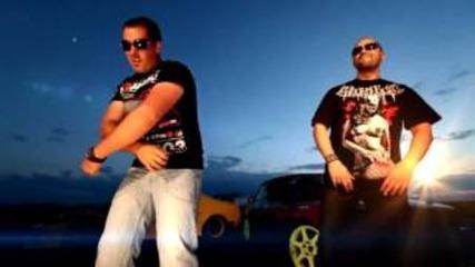 New 2012!!! Bate Sasho ft. Dj Monkey - Кралете на Дрифта Hd