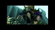 arthas vs aliance i horde