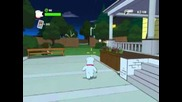 Family Guy Back to the Multiverse Gameplay (without commentary)
