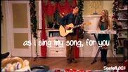 Bridgit Mendler feat. Shane Harper - My Song For You - Lyrics - Good Luck Charlie