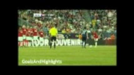 New England Revolution vs Manchester United (1-4)