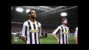Pes 2010 Champions League Juventus vs Man United