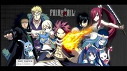 Fairy Tail Ost 5 - 14. Footsteps of a Catastrophe