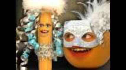 досадния портокал и дама паста