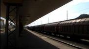 43 307 с товарен влак