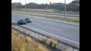 Renault Laguna 2.0 & Bmw 3.20i - 3
