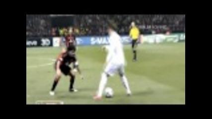 New Cristiano Ronaldo Vs Lionel Messi 2011 Hd