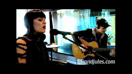 Jessie J Acoustic Nobodys Perfect