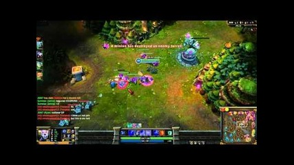 League of Legends Game 15 - Ryze