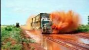 Down Under Road Train Truckies