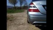 Mercedes-benz W221 S 65 Amg Sound