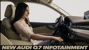 New Audi Q7 | Hmi and Infotainment