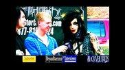 Black Veil Brides Interview #2 Andy Biersack & Matt Good 2011