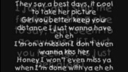 Tinie Tempah ft. Labrinth - Frisky - On Screen Lyrics