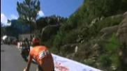 Обиколката на Испания - дванадести етап - Vilagarcia de Arousa - Dumbr