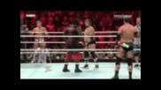 Wwe - Team Orton vs The Nexus