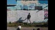 Graffiti Formule1 Wehr
