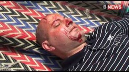 Bulgarian extremists attack Muslims during prayers on Friday 20.5.2011-part 1