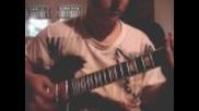 Skillet - Monster Guitar Cover