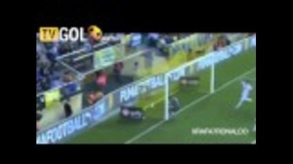 Villareal Vs Real Madrid 1-3 - All Goals