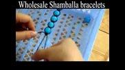 Направи Шамбала ресни гривни със собствените си перли