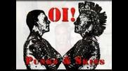 Oi! Skin Oi! Punk