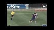 Lionel Messi Магьосник с топка