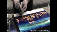 талант - Ню Йорк Spray Paint Art