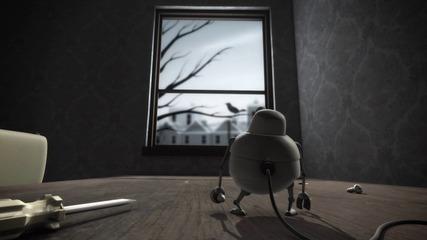 Една анимация, олицетворяваща човешките копнежи и разочарования