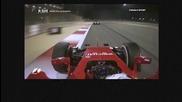 F1 2015 Onboard Bahrain Gp - Natural Sound