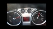 Ford Focus Turnier 1.6 ( 100 Ps ) 0 - 180 km/h