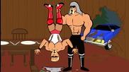 The Art of Wrestling Animated: Feeding the Beast