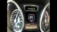 Mercedes-benz G63 Amg: 0-213 km/h