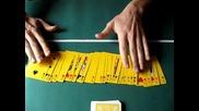 Self-working card trick