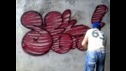 Graffiti Bombing 2o11 : )