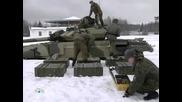 Танкове Т-90 против Абрамс