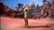Tera Eu - Shop Update: Golden Armour Designs & Golden Weapon Skins
