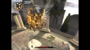 Prince of Persia - The Two Thrones - Fight with the final boss Vizier