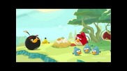 Official Trailer: Angry Birds Space