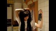 How to do Scene Hair