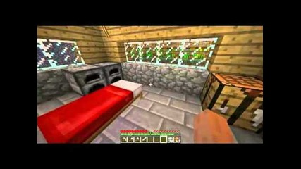 Minecraft - Приключенията на Дани , Mapиo и Зайо Еп.11