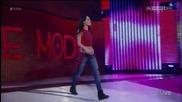 Wwe Raw / Първична Сила 22.09.2014 High Definition Част 3/3