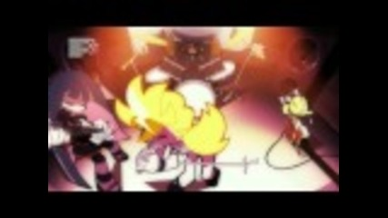 Panty & Stocking with Garterbelt: Episode 10 Eng subs Hd part 3/3