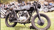 Born Free Vintage Motorcycle Fest! - On Two Wheels