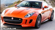 Jaguar F-type Bloodhound Ssc, Hyundai Genesis Crossover, Volvo V40 Carbon - Fast Lane Daily