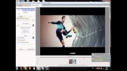 Как се прави Videoklip : Whit picasa 3