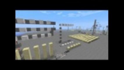 Minecraft - piston